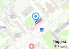 Компания «Интерфарм» на карте