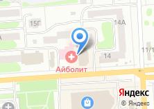 Компания «Мастерская по ремонту обуви на ул. Йывана Кырли» на карте
