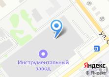 Компания «Викулов Д.А.» на карте