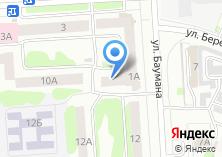 Компания «Vikor12.ru» на карте
