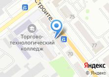Компания «Крепеж» на карте