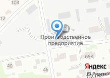 Компания «Проект-плюс» на карте