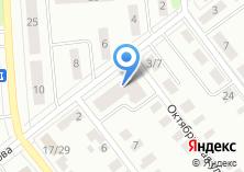 Компания «Какаду» на карте