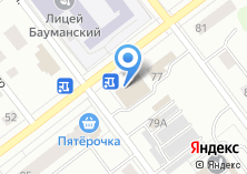 Компания «Автокомфорт» на карте
