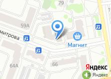 Компания «Деметра-1» на карте