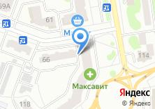 Компания «Мега-С» на карте