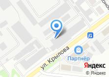 Компания «На Крылова» на карте
