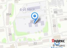 Компания «Детский сад №15 Елочка» на карте