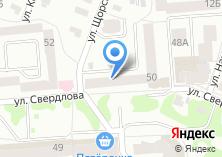 Компания «Кантор» на карте