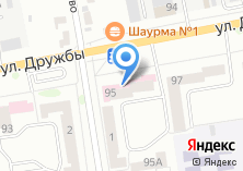 Компания «Телефон доверия» на карте