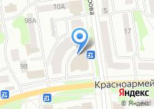 Компания «INSPIRATION» на карте