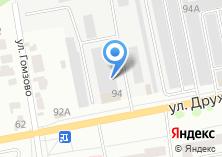Компания «ЦЕНТР ОРГАНИЗАЦИИ ДОРОЖНОГО ДВИЖЕНИЯ СИГНАЛ» на карте