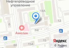 Компания «Реймс строй» на карте