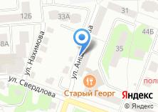 Компания «Старый Георг» на карте
