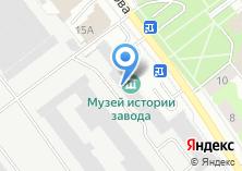 Компания «Волго-Вятский банк Сбербанка России» на карте