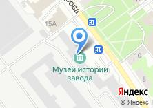 Компания «Марийский машиностроительный завод» на карте