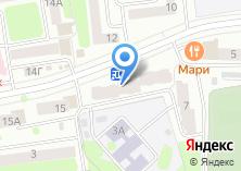 Компания «Гарант Авто» на карте