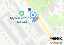 Компания «Алкор-Пак» на карте