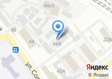 Компания «СпецТехника12» на карте