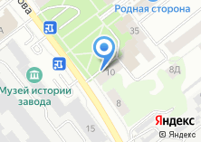 Компания «Ателье на Суворова» на карте