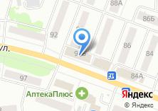 Компания «ТиЛэнд» на карте
