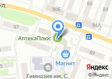 Компания «Компания по установке балконных рам» на карте