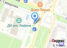 Компания «Танюша» на карте
