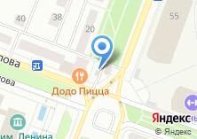 Компания «Наша аптека» на карте