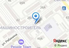 Компания «Сберсоюз» на карте