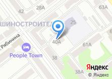 Компания «Ovix Media Group» на карте