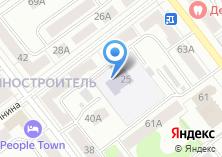Компания «Детский сад №89» на карте