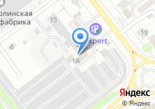 Компания «Автокузов» на карте