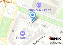 Компания «Probka» на карте