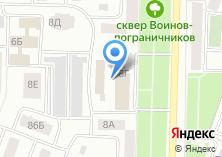 Компания «Наклейки на авто» на карте