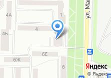 Компания «Интер» на карте