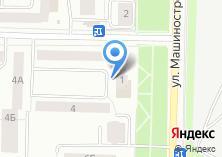 Компания «Миранда» на карте