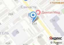 Компания «КапиталЪ недвижимость» на карте
