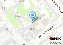 Компания «Газпром газораспределение Йошкар-Ола» на карте
