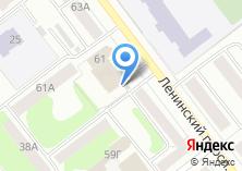 Компания «Выпечка» на карте