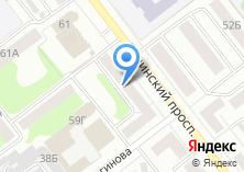Компания «Наше дело» на карте
