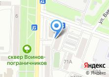 Компания «Общежитие Йошкар-Олинский строительный техникум» на карте