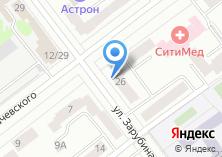 Компания «Йошкар-Олинский городской совет Ветеранов Войны и Труда» на карте