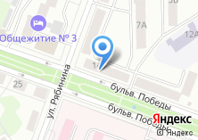 Компания «Окна VEKA» на карте