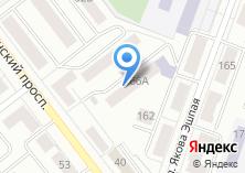 Компания «Библиотека №25» на карте