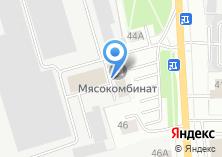 Компания «Йошкар-Олинский мясокомбинат» на карте