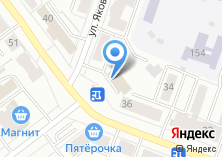Компания «Мастер-Принт» на карте