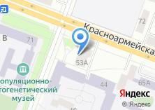 Компания «Akadia-Йошкар-Ола» на карте