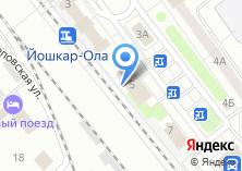 Компания «TransRailLogistic» на карте