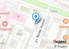 Компания «TopGun» на карте