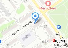 Компания «Наталья Шульц» на карте